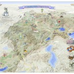 Afyonkarahisar Valiliği'ne Afyon turizm Haritası