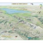 Derebucak Turizm Haritası KONYA B.Ş.BLEEDİYESİ Sipariş.