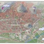 Afyonkarahisar Turizm Haritası